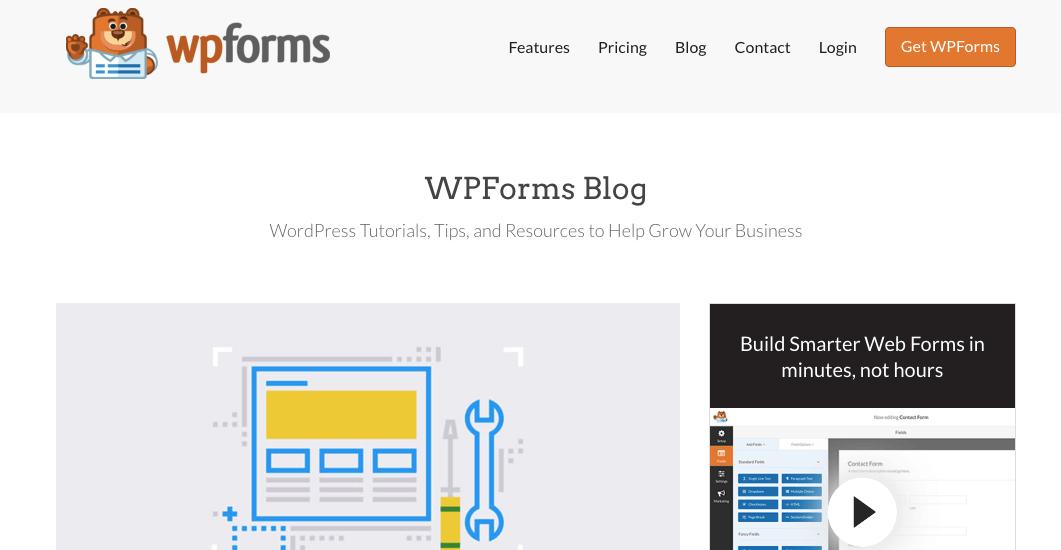 WPForms Blog